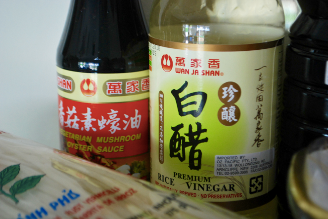 Vegan Sauces Asian Supermarket